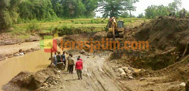 DPRD Jombang Dukung Penyitaan Alat Galian C