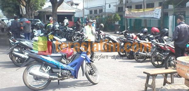 Malang, Perda Parkir belum Bisa Disahkan