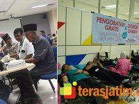 Peringati HUT, MPM Gelar Bakti Sosial Pengobatan Gratis dan Donor Darah