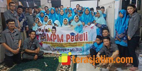 Peringati Hari Pendidikan, MPM Donasikan 400 Paket Peralatan Sekolah