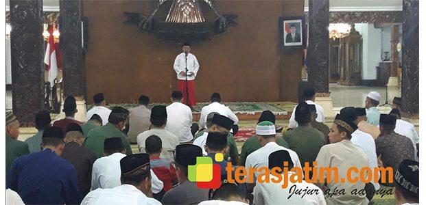 Peringati Nuzulul Quran, Bupati Blitar Ajak Umat Islam Teladani Nabi Muhammad