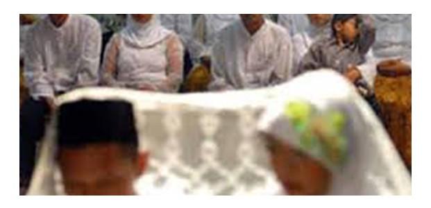 Alasan Hamil Duluan, Pernikahan Dini di Nganjuk Meningkat