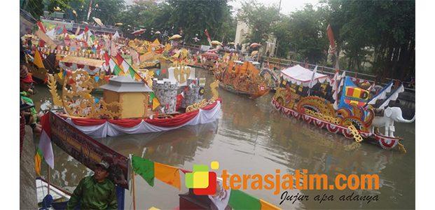 Pesta Rakyat hingga Perahu Nusantara, Hiasi Perayaan HUT Kodam Brawijaya