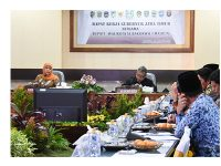 Petakan Masalah, Gubernur Kumpulkan Sejumlah Kepala Daerah di Madiun
