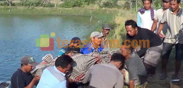Seorang Petani Ditemukan Tewas di Sawah