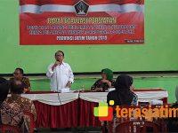 Pimpin Evaluasi Lomba Desa Tingkat Jatim, Bupati Blitar Perintahkan Dinas Turun ke Desa