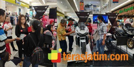 Pingin Hemat Hingga Jutaan Rupiah, Datang Aja di Honda Big Scooter Exhibition Royal Plaza