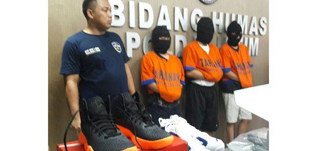 Polda Jatim Bekuk Komplotan Pembobol Kartu Kredit asal Malang dan Bojonegoro