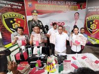 Polda Jatim Bongkar Komplotan Produsen dan Pengedar Uang Palsu di Jember