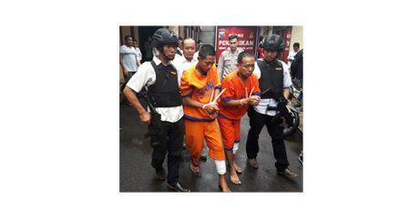 Polda Jatim Gelar Rekonstruksi Kasus Mutilasi Budi Hartanto