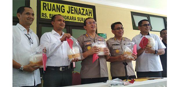 Polda Jatim Tembak Mati Seorang Kurir Sabu di Bangkalan Madura