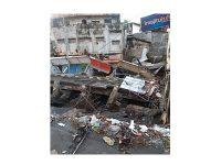 Sejumlah Bangunan Ruko di Jember Ambruk, Polda Jatim Turunkan Tim