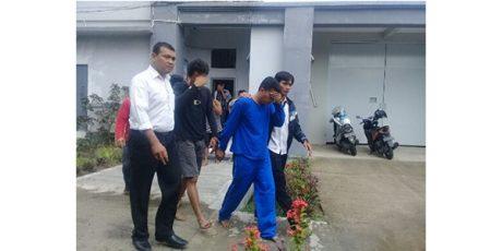 Polisi Amankan 46,28 Gram Sabu dan 5 Napi dari dalam Lapas Pemuda Madiun