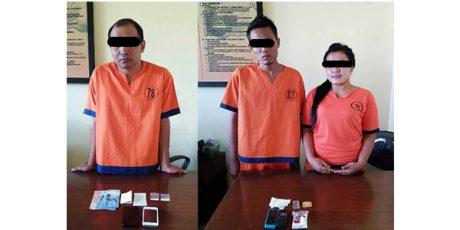 Polisi Banyuwangi Bongkar Jaringan Sabu Yang Didapat Dari Dalam Lapas
