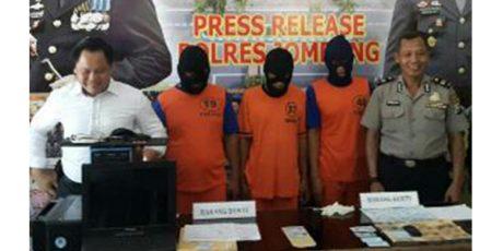 Polisi Jombang Bongkar Sindikat Pembuat dan Penjual KTP Palsu