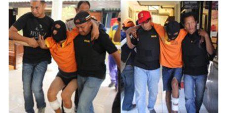 Polisi Lamongan Tembak Kawanan Pencuri Uang Nasabah Bank di Kecamatan Laren
