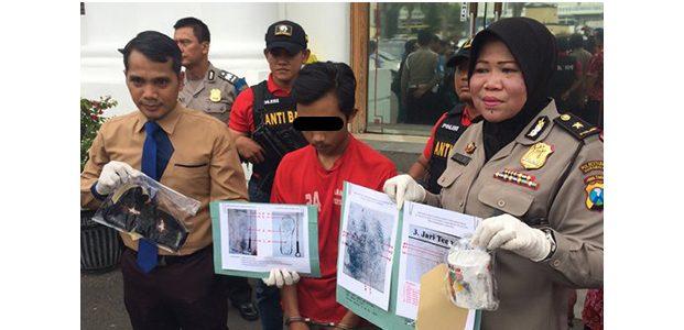 Polisi Tangkap Pelaku Pembunuhan PRT asal Parengan Tuban