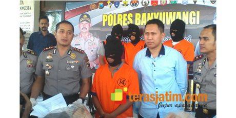 Polisi Tangkap Pembunuh Karyawan KSU Jember, yang Jasadnya Ditemukan Terbungkus Plastik