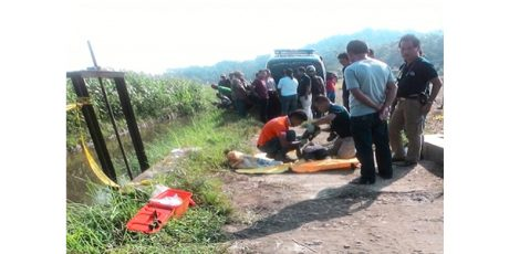 Polisi Tangkap Satu Tersangka Pembunuh Pria Bertato Yang Ditemukan di Turen Malang