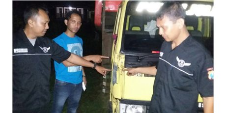 Polisi Tangkap Sopir Truk Pelaku Tabrak Lari di Simpang Empat Sodo Tulungagung