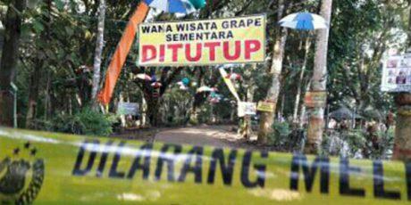Polisi Dalami Insiden Hanyutnya 6 Siswa MTs Takeran Magetan di Sungai Grape