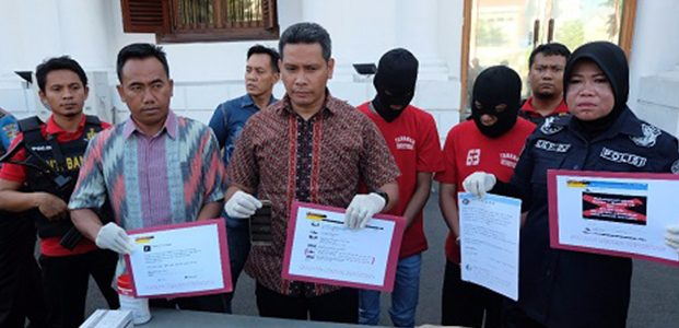 Polisi Tetapkan 2 Tersangka Provokator Bentrokan Oknum Suporter dan Pesilat