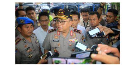 Polisi Tetapkan 3 Tersangka Kasus Amblesnya Jalan Gubeng Surabaya
