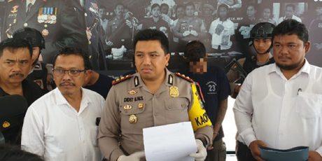 Polisi Bekuk Penyebar Foto Bugil Wanita asal Dongko Trenggalek