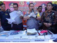 Polres Bangkalan Tangkap 4 Pelaku Begal di UTM, Seorang Pelaku Ditembak