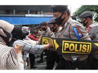 Polres Blitar Kota Gelar Latihan Pengamanan Pilkada
