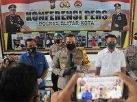 Polres Blitar Kota Ungkap Kasus Narkoba Jaringan Lapas Kediri dan Malang