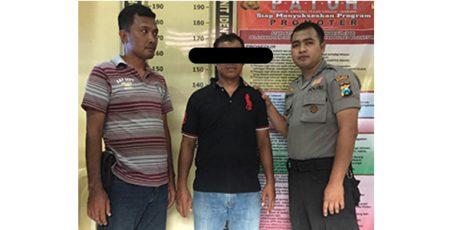 Berniat Tarik Paksa Motor Nasabah, 2 Orang Debt Collector Ditangkap Polisi Bojonegoro
