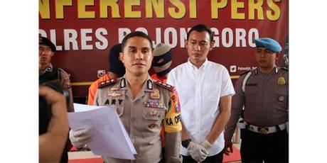 Polres Bojonegoro Tangkap Para Pelaku Pengeroyokan di 2 TKP Berbeda