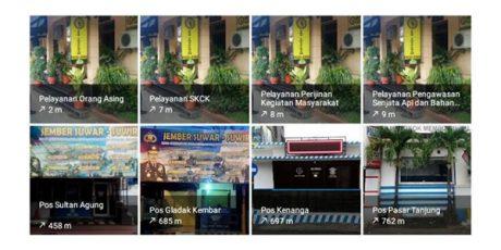 Polres Jember Luncurkan Kentongan Online, Kapolda Apresiasi