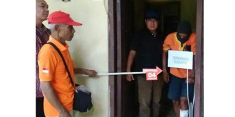 Polres Lamongan Gelar Rekonstruksi Pembunuhan Sri Murni