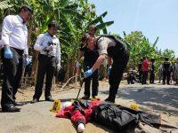 Polres Lumajang Gelar Olah TKP Pembunuhan Terkait Isu Dukun Santet
