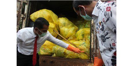 Polrestabes Surabaya Bongkar Praktek Pengelolaan Limbah Medis Berbahaya
