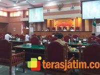DPRD Ponorogo Gelar Rapat Paripurna Agenda Jawaban Eksekutif Terhadap Pandangan Umum Fraksi-Fraksi