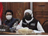 Positif Covid-19 di Jatim Menjadi 871, Kota Mojokerto Masuk Zona Merah