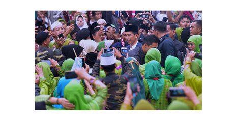 Presiden Apresiasi Deklarasi Anti Hoaks Muslimat NU