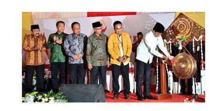 Presiden Buka Muktamar XXI Ikatan Pelajar Muhammadiyah di Unmuh Sidoarjo