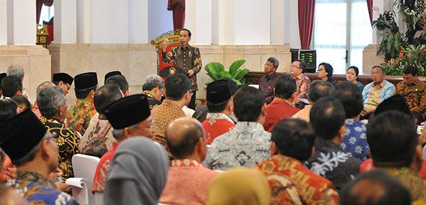 Di Depan Para Kepala Daerah, Presiden: Jangan Main Uang Termasuk APBD