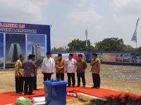 """Presiden Jokowi Resmikan Masjid """"Ki Bagus Hadikusumo"""" di Unmuh Lamongan"""