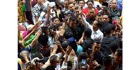 Di Gresik, Presiden: Tahun 2025 Sertifikat Tanah di Seluruh Indonesia Rampung