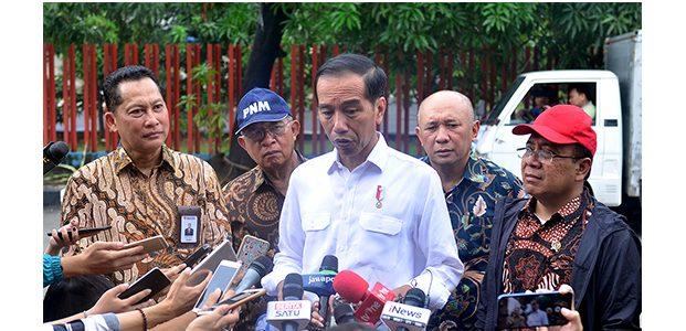 Presiden Minta Pelaku Teror di Rumah Pimpinan KPK Ditindak Tegas
