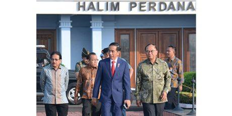 Presiden Hadiri Pengukuhan Doktor HC Ketua Umum MUI di UIN Malang
