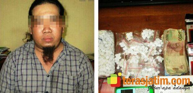Pria Berjenggot, Ditangkap di Pelabuhan Penghubung Jawa-Bali