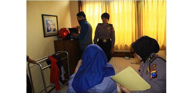 Bujangan bersama Wanita Bersuami Terciduk di Kamar Hotel