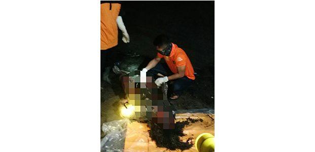 Pria Tanpa Identitas Ditemukan Tewas Mengapung di Bengawan Madiun