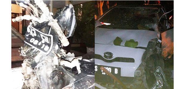 Pria Tanpa Identitas Tewas Tertabrak Mobil di Jalur Bojonegoro – Padangan